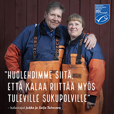 MSC Kalastajat Toivoset