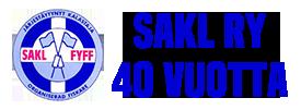 SAKL ry 40 vuotta